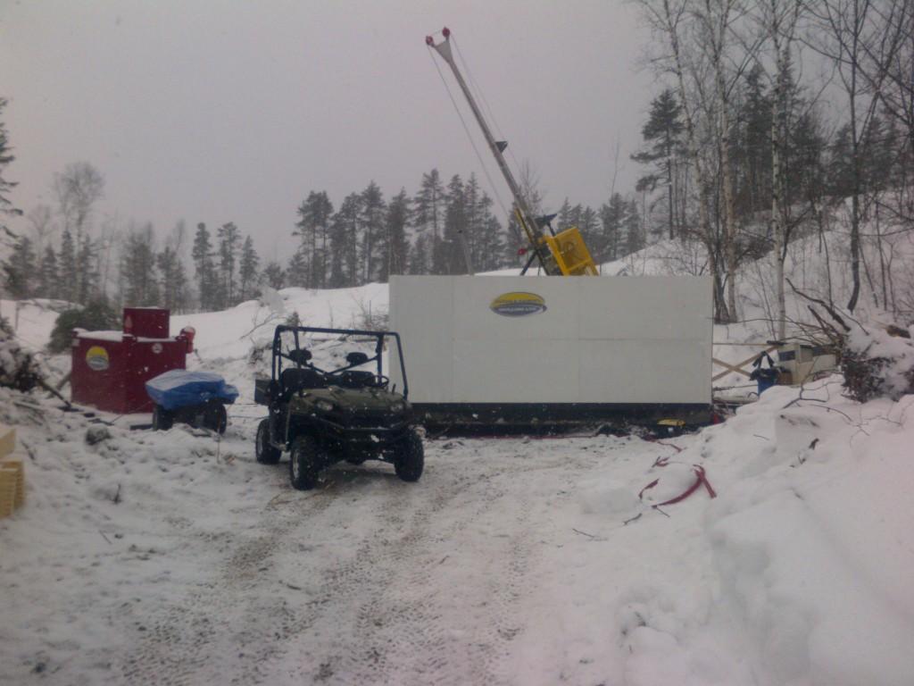 winter drill picture