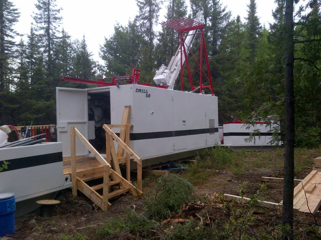 drill site 1